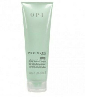 OPI Pedicure Mask 250ml cooling menthol foot mask