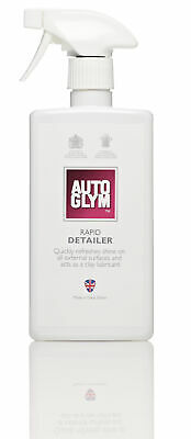 Autoglym RD500 Car Detailing Cleaning Exterior Rapid Detailer 500ml