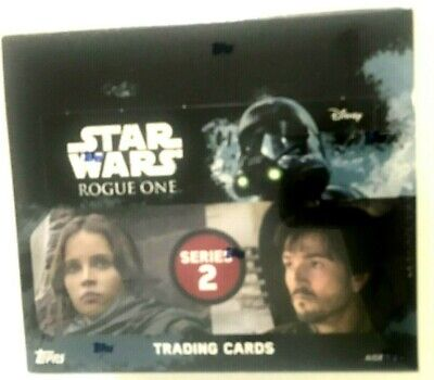 2017 Topps Star Wars Rogue One Series 2 Retail Box