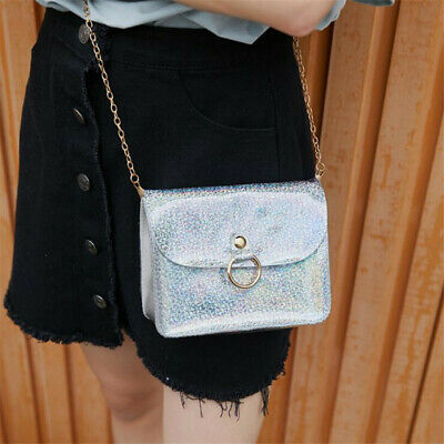 Women PU Leather Handbag Shoulder Cross Body Bag Tote Messenger Satchel Purse H