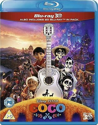 COCO 3D BLURAY (region code not required)