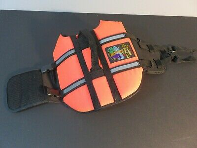 Outward Hound  Dog Life Jacket NWOT XS