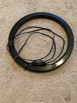 Vintage Professional Heavy Duty Degaussing Coil for colour CRT TV
