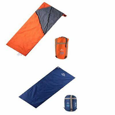 4 Seasons Outdoor Envelope Sleeping Bag Waterproof Single Case Camping Hiking Jo