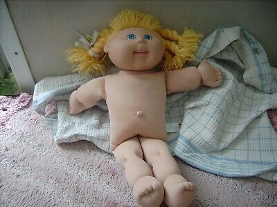 Cabbage Patch Doll  18 Inches / 46Cm Tall Used