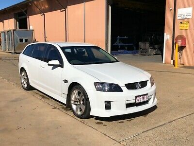 2010 Holden Commodore SV6 VE Wagon