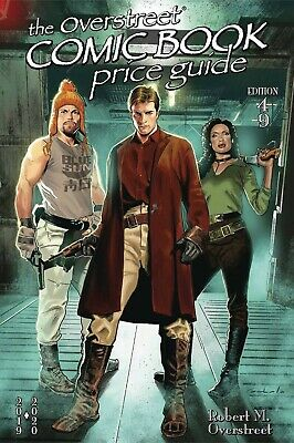 OVERSTREET 2019 2020 COMIC BOOK PRICE GUIDE #49 SOFTCOVER Firefly CVR SC