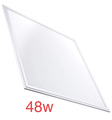 LED Atomant Panel LED Slim 48 W, Cool White 6000 K-6500 K, 4400 Lm, 60 x 60 cm