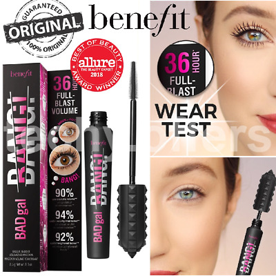Benefit Bad Gal BANG Mascara 36 Hour Full Blast Volume Black Mascara 8.5G BNIB