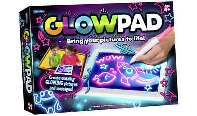 John Adams GLOWpad Bring Your Pictures To Life Draw Onto The GLOWpad Using NEW