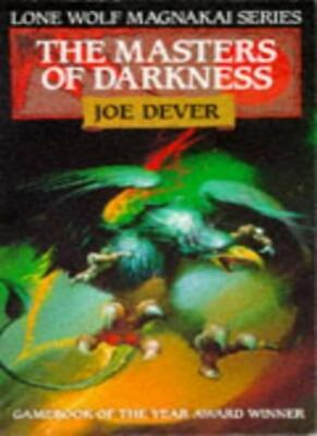 The Masters of Darkness (Lone Wolf),Joe Dever