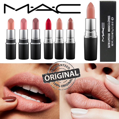 MAC Matte Lipstick Honey Love PRO Lipstick Shades Full Size In Box UK SELLER