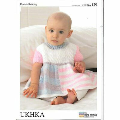 UKHKA Knitting Pattern 129