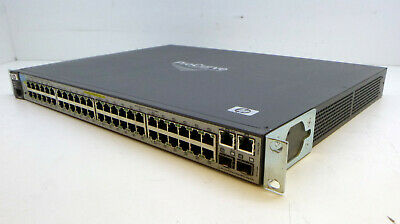 HP PROCURVE 2610-24-PWR PoE Switch J9087A - £48 00 | PicClick UK