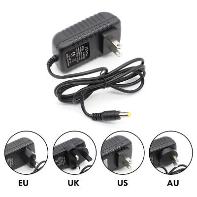 AC DC 12V 2A 110-240V Power supply Adapter charger for 3528/5050 LED Audio