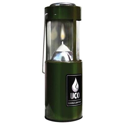 UCO Candle Lantern-Anod Green