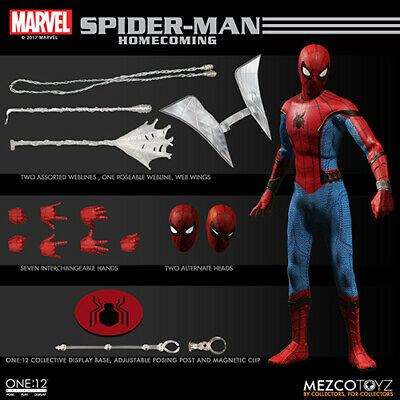 One-12 Collective 6 Inch Action Figure Spider-Man Homecoming - Spider-Man