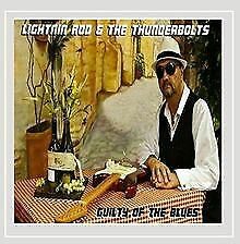 Guilty of the Blues von Lightnin Rod, The Thunderbolts | CD | Zustand sehr gut