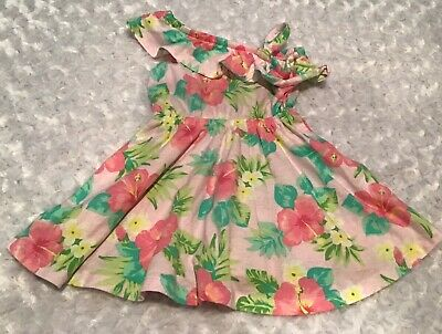 The Childrens Place Baby Girl Dress Size 12-18 Months In EUC (BIN AN)