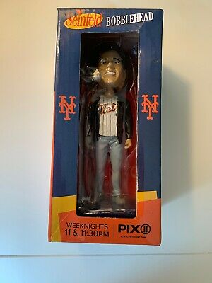 Jerry Seinfeld Bobblehead New York Mets Giveaway 7/5/19 Night SGA N6