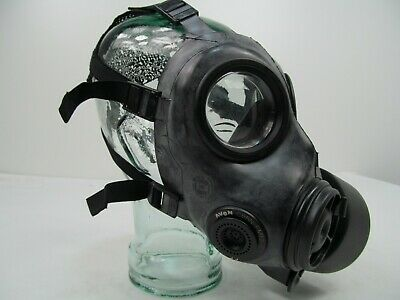 British Army X Police Military FM12 Respirator Gas Face Mask Prepper Like S10 K3
