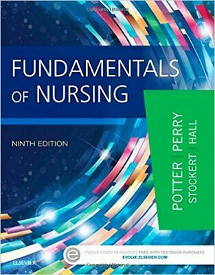 Fundamentals of Nursing 9th Edition and Test bank Eb00k(PDF/Fast Delivery)