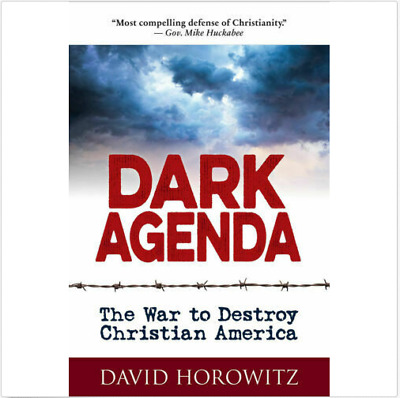 DARK AGENDA by David Horowitz E-B00k PDF 2019
