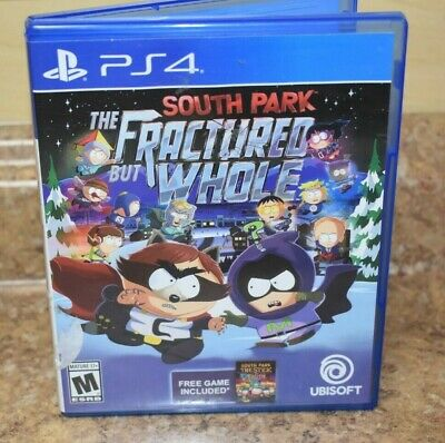 *South Park: The Fractured but Whole (Sony PlayStation 4, 2017) PREOWNED BIN FS
