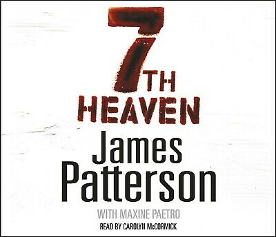 7th Heaven: (Women's Murder Club 7) by James Patterson (Audiobook CD)