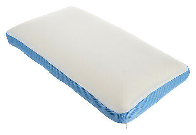 FINELIFE COOLING BAMBOO MEMORY FOAM PILLOW FABRIC CARE CONTOUR XL SEEN ON TV AUS