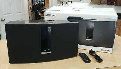 Bose SoundTouch 30 Series III Wireless Music System Pre-owned w/ Box