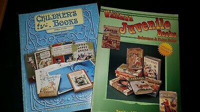Whitman Juvenile Books : Reference and Value Guide & Children's Books 1950-1975