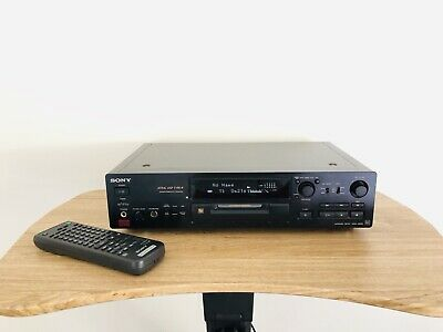 Minidisc Player Recorder Deck Sony MDS-JB930QS MD Mini Disc Disk with Remote