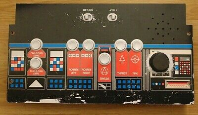 Arcade1up asteroids deluxe Control Panel