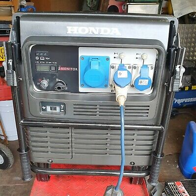 Honda EU65is inverter generator