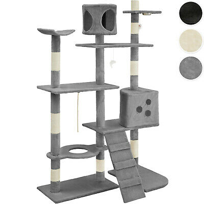 Cat Tree Scratcher Scratching Post Toy Activity Centre column sisal new