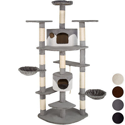 Cat Tree Scratcher Scratching Post Toy Activity Centre sisal Climbing Toy Tower