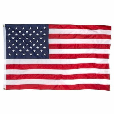 3x5Ft Outdoor American Flag USA US Banner Polyester Décor for Party Festival