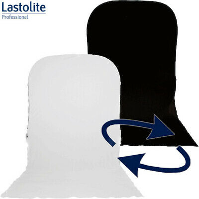 Lastolite Collapsible Reversible Background with Train  Black / White