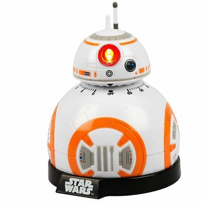 Official Star Wars BB-8 Kitchen Timer with Sound Egg Timer - Boxed