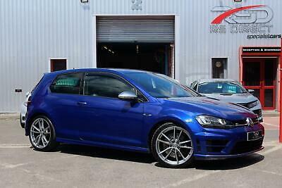 Vw Golf 2.0 R Dsg Mk7. Lapis Blue, Sat Nav, Pretoria Alloys, Milltek Exhaust