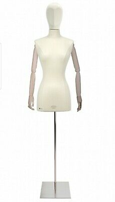 Mannequin Buste Femme Vetement Couture Magasin  Made In France