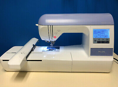 Brother PE770 PE 770 Embroidery Only Machine