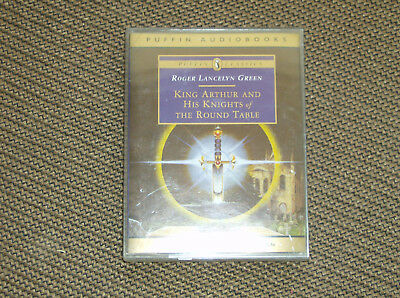 King Arthur and his Knights of the Round Table Audiobook Audio cassettes