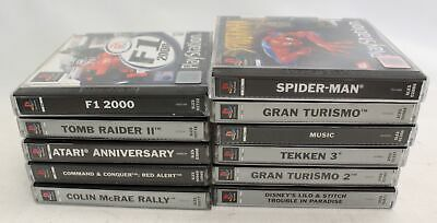 Collection Of 11 Assorted PlayStation 1 Games In Jewel Cases - P26