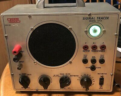 EICO Signal Tracer Model 147A