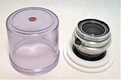 Schneider Retina Curtarton 35Mm 2.8 Lens - Super Clean In Original Bubble Case