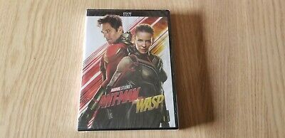 Ant-Man and The Wasp (DVD, 2018) Free Shipping!