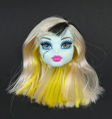 Monster High Doll~Frankie Stein~Coffin Bean Head #1~For OOAK or Replacement