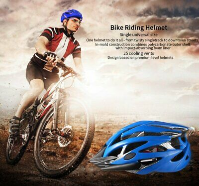 Adult Men Cycling Mountain Sports Safety Breathable Helmet Road Bicycle JO